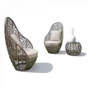 Комплект дачной мебели KVIMOL KM-0049