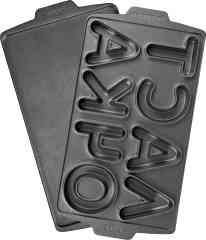 """Панель """"Ласточка"""" для мультипекаря REDMOND (форма для выпечки печенья в виде букв) RAMB-38"""