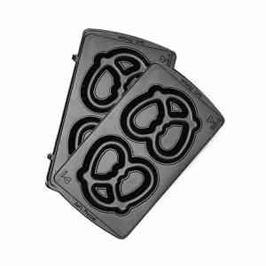 """Панель """"Крендель большой"""" для мультипекаря REDMOND (форма для выпечки брецелей) RAMB-10"""