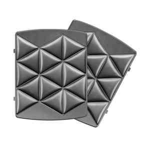 """Панель """"Треугольник"""" для мультипекаря REDMOND (форма для сырников и печенья) RAMB-107"""