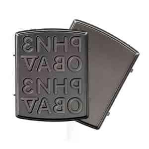 """Панель """"ДИНОЗАВР"""" для мультипекаря REDMOND (форма для выпечки печенья в виде букв) RAMB-142"""